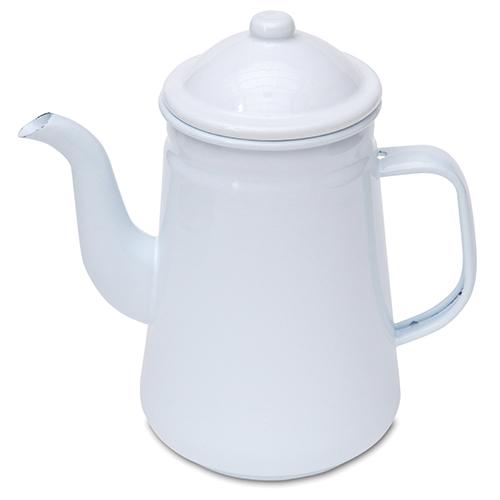 624 POMEL コーヒーポット ホワイト
