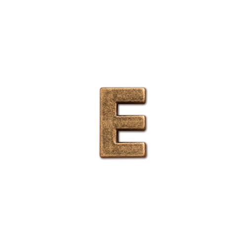 62858 アルファベットパーツ E