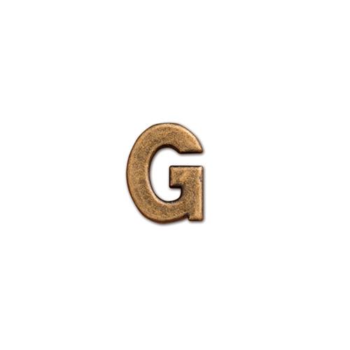 62860 アルファベットパーツ G