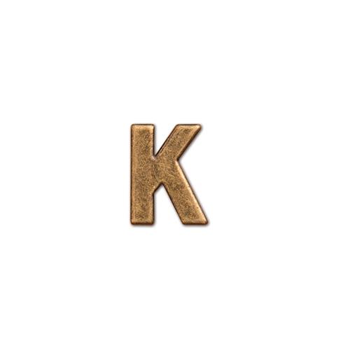 62864 アルファベットパーツ K