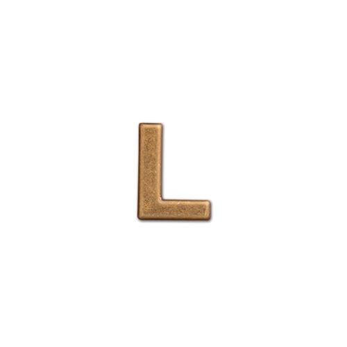 62865 アルファベットパーツ L