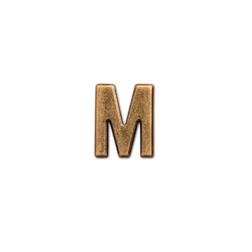 62866 アルファベットパーツ M
