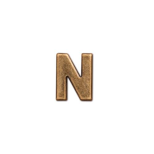 62867 アルファベットパーツ N