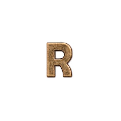 62871 アルファベットパーツ R
