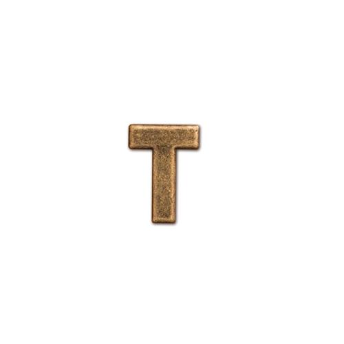 62873 アルファベットパーツ T