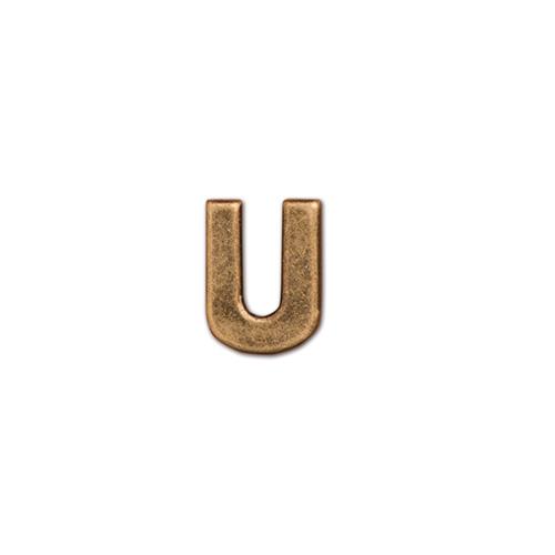 62874 アルファベットパーツ U