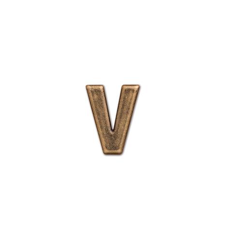 62875 アルファベットパーツ V