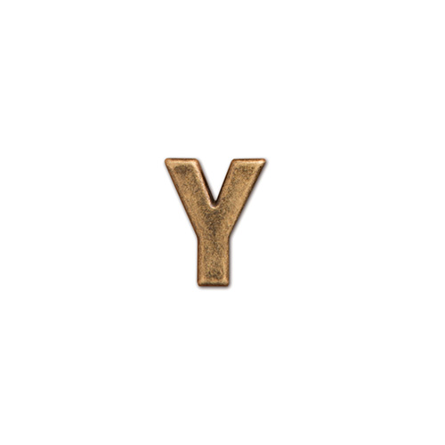 62878 アルファベットパーツ Y
