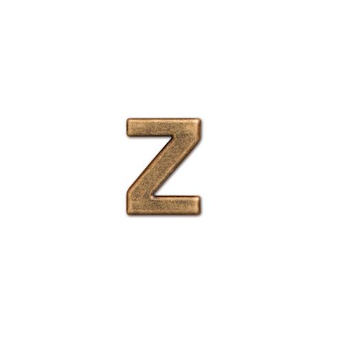 62879 アルファベットパーツ Z