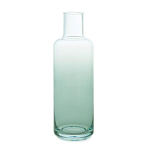 22563 ガラスボトル ブルー