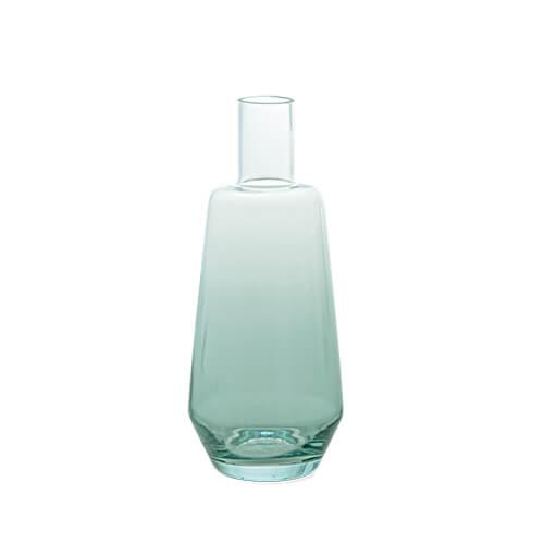 22567 ガラスボトル ブルー