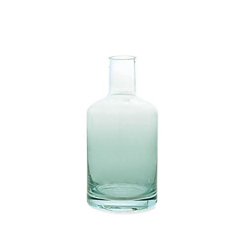 22569 ガラスボトル ブルー