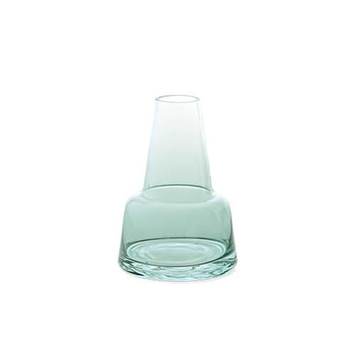22571 ガラスボトル ブルー