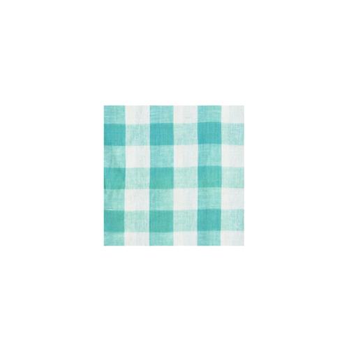 51314 チェックマルチカバー ブルー