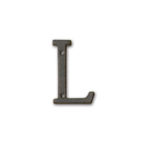 62384 アイアンアルファベット L
