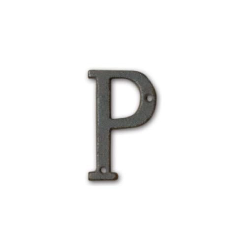 62388 アイアンアルファベット P