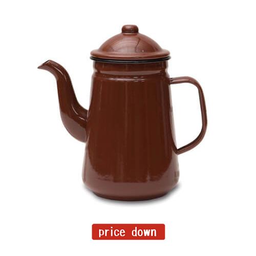 624BN コーヒーポット ブラウン