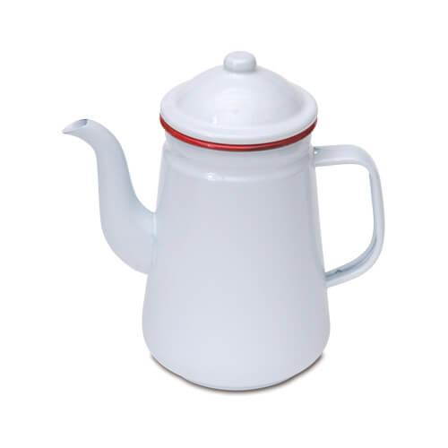624R コーヒーポット レッド