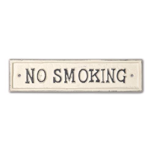 63044 サインプレート NO SMOKING